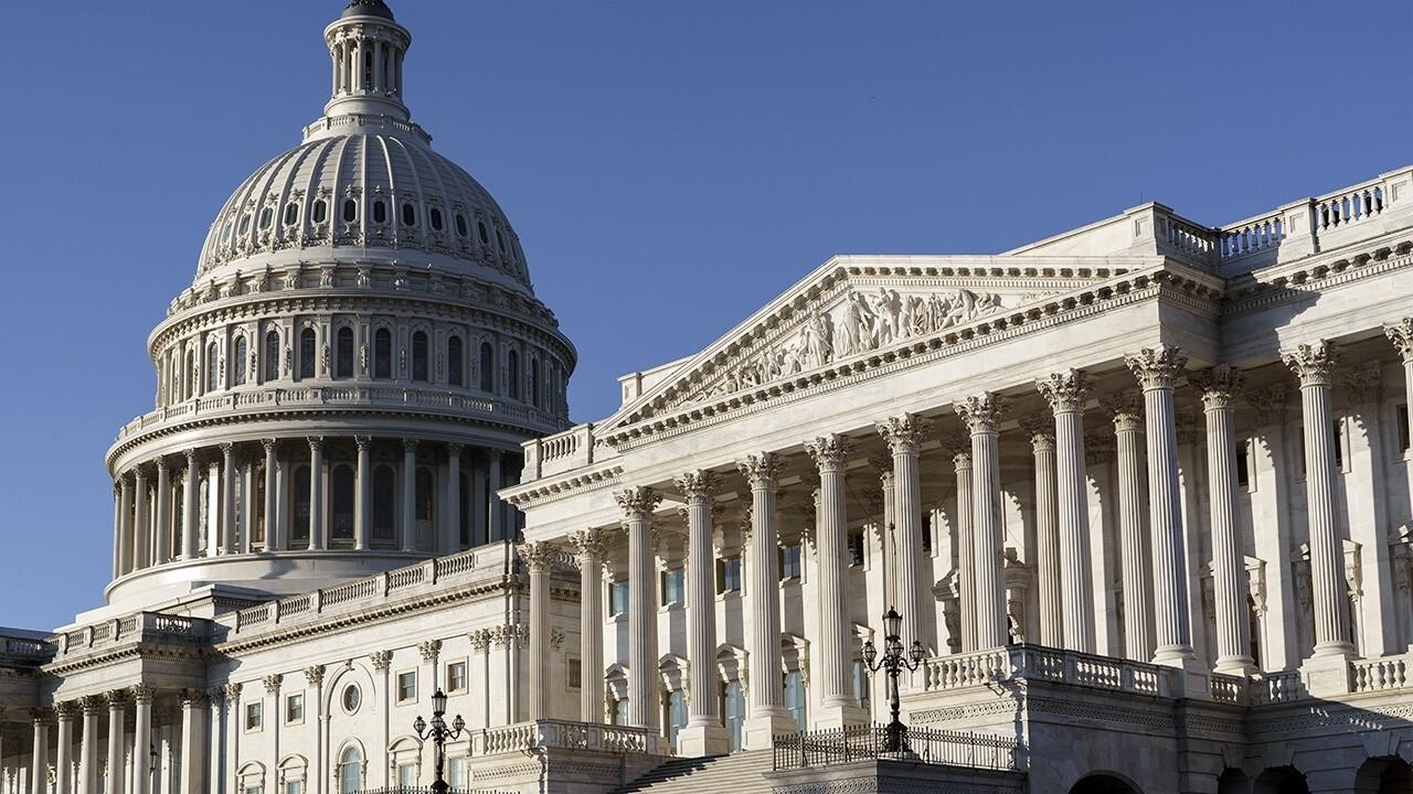 Sen. Shelley Moore Capito, R-W.V. argues the Democrats' $1.9 trillion coronavirus relief bill was not a bipartisan effort.