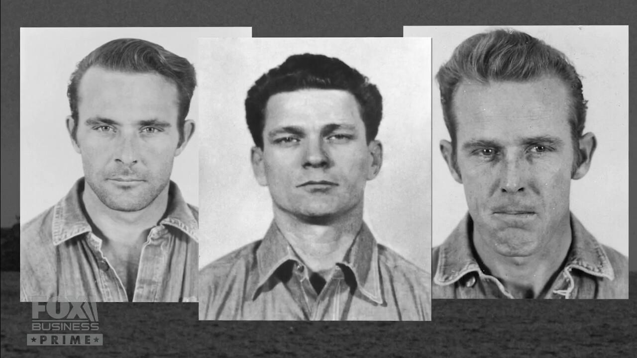American Built' explores the Alcatraz great escape mystery
