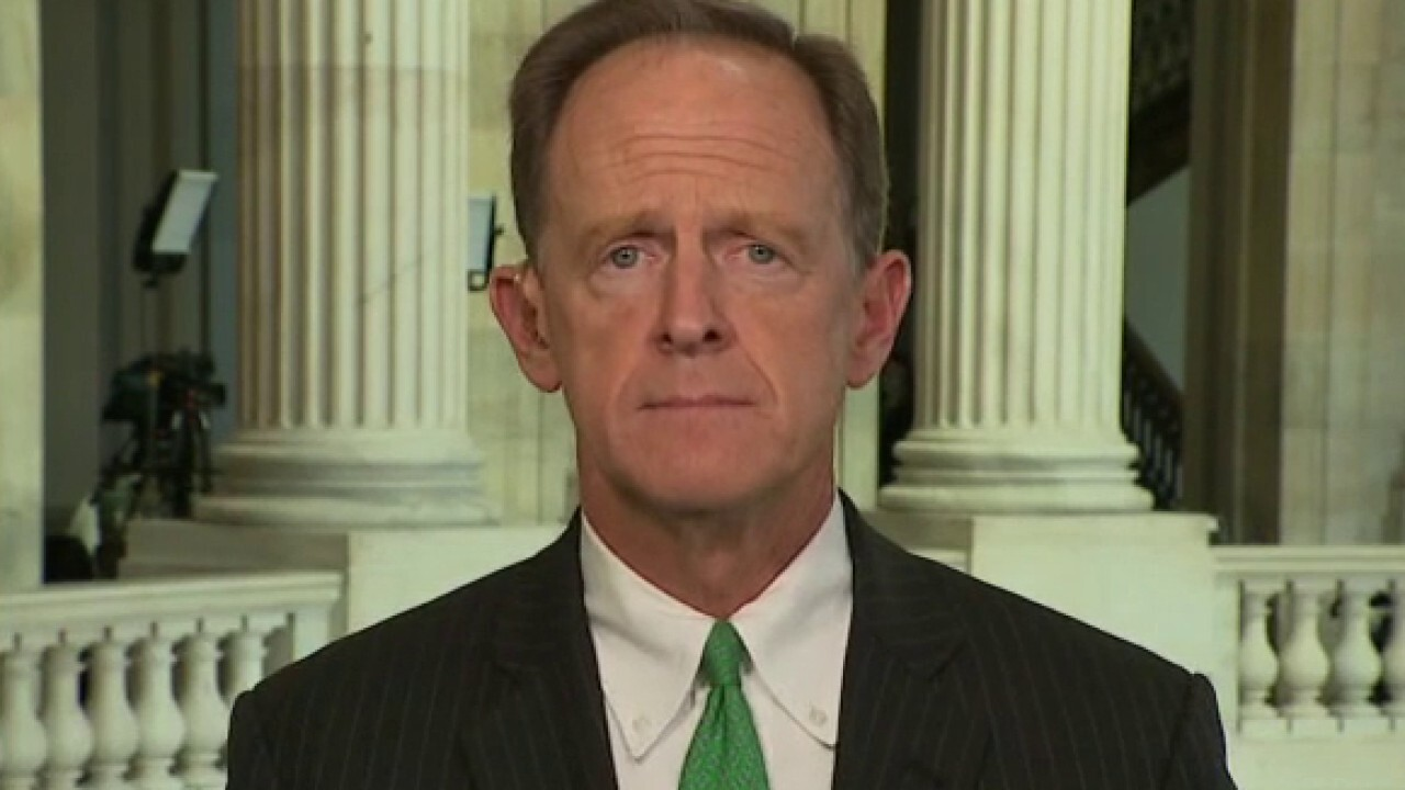 Pat Toomey 'left with impression' Biden will accept infrastructure counteroffer