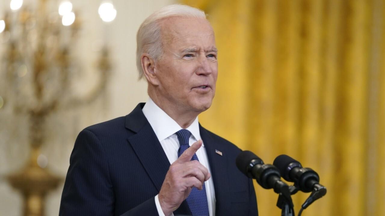 'Nothing pro-family' about Biden's spending plan: Washington Times opinion editor