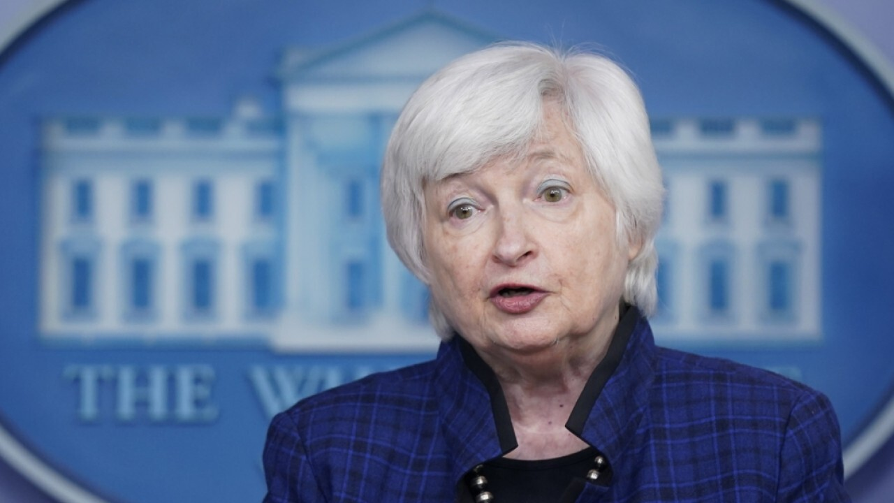 Yellen: Jobs report underscores the long climb back to economic recovery