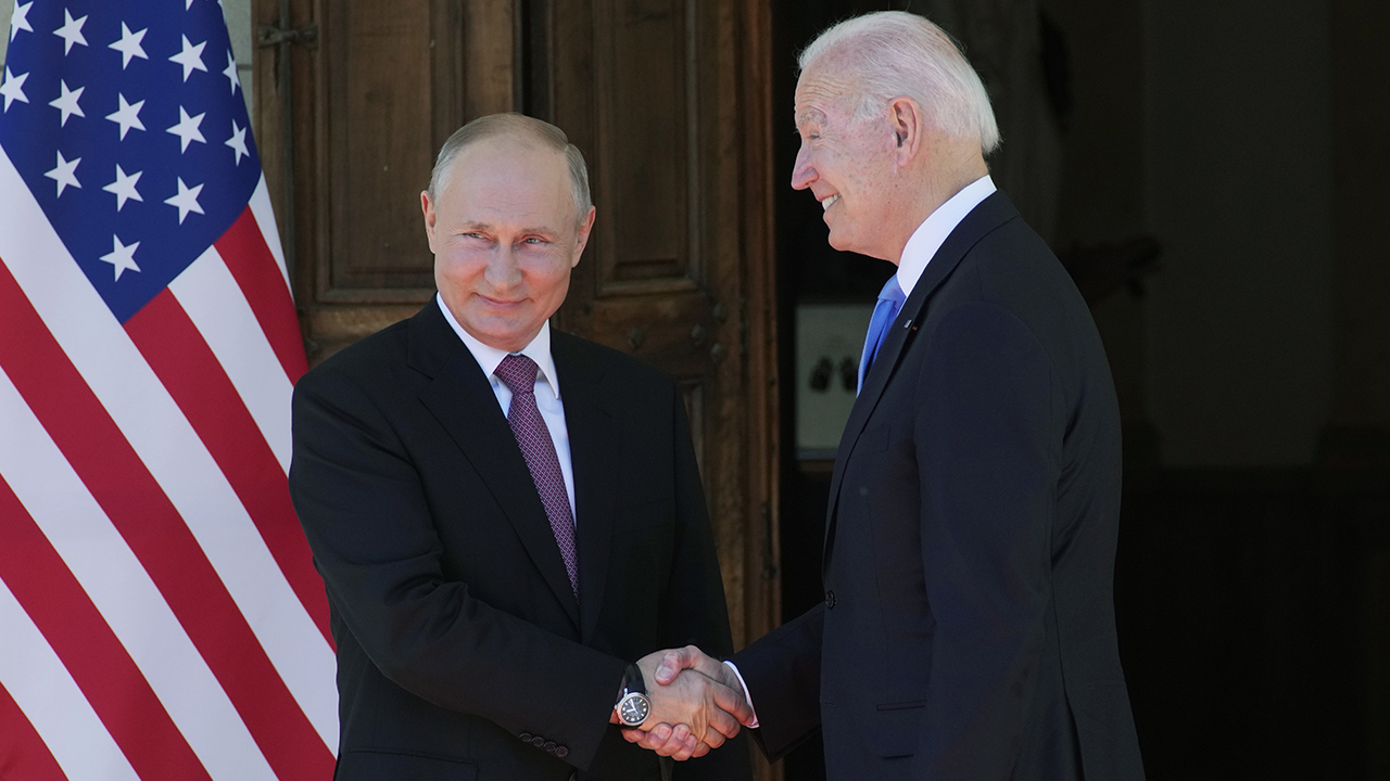 Hermitage Capital CEO Bill Browder suggests the Biden-Putin summit gives Putin the same power and influence as free world leaders.