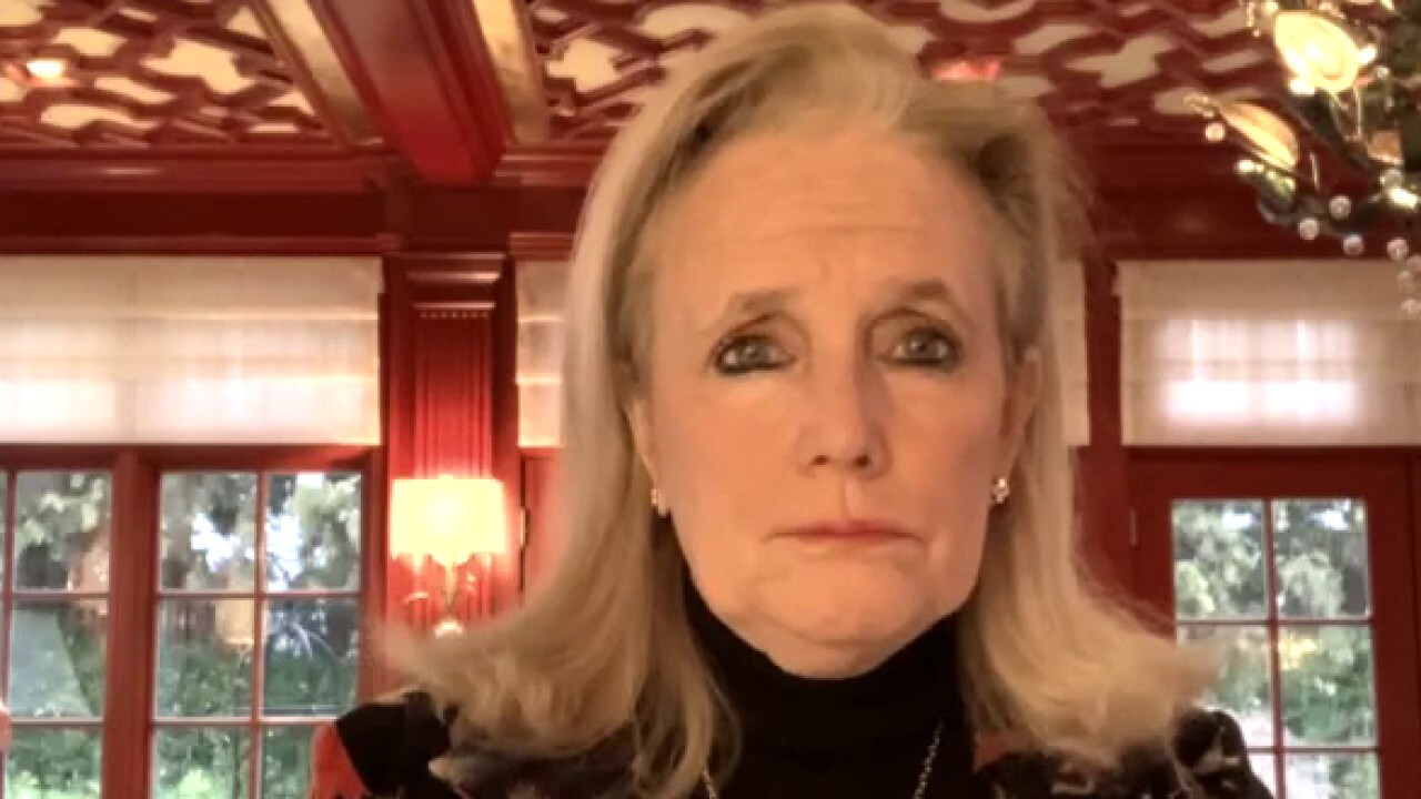 Rep. Debbie Dingell, D-Mich., stresses the need to pay the people who are working during the pandemic 'for what they are giving us as a society.'