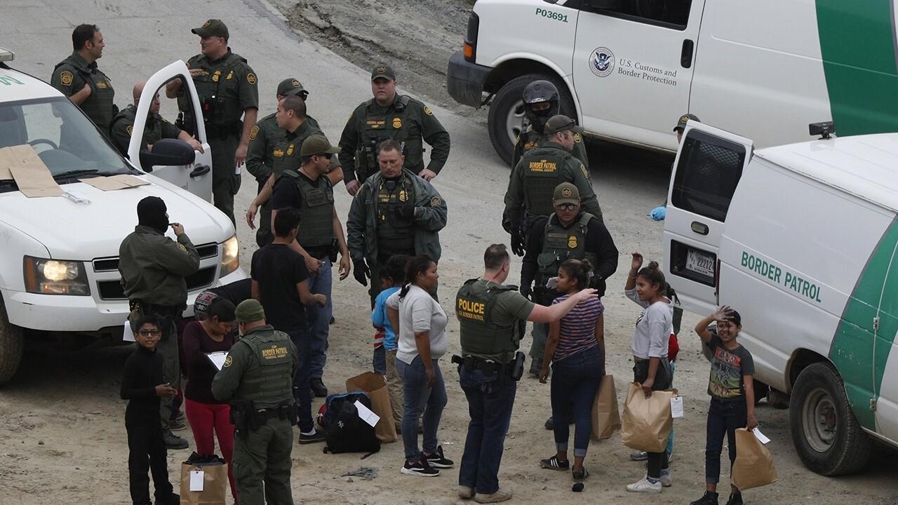 Lawmakers continue 'war on migration' as border crisis escalates