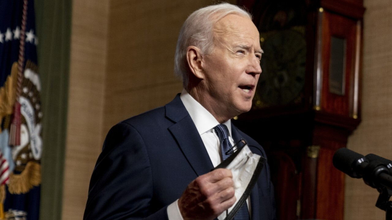 Biden makes Trump look like 'most bipartisan president in generations': Jason Chaffetz