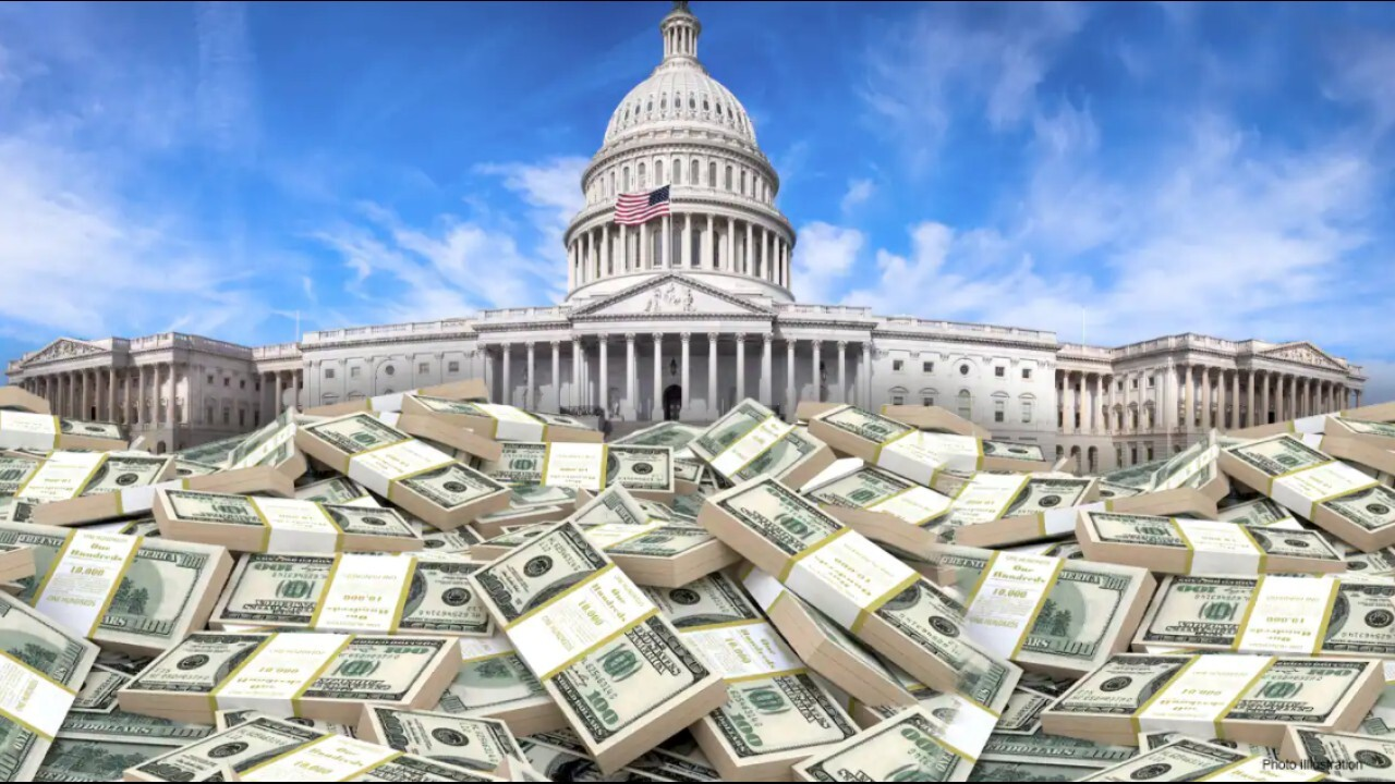 Rep. Chuck Fleischmann, R-Tenn., provides insight into spending and infrastructure under President Biden.