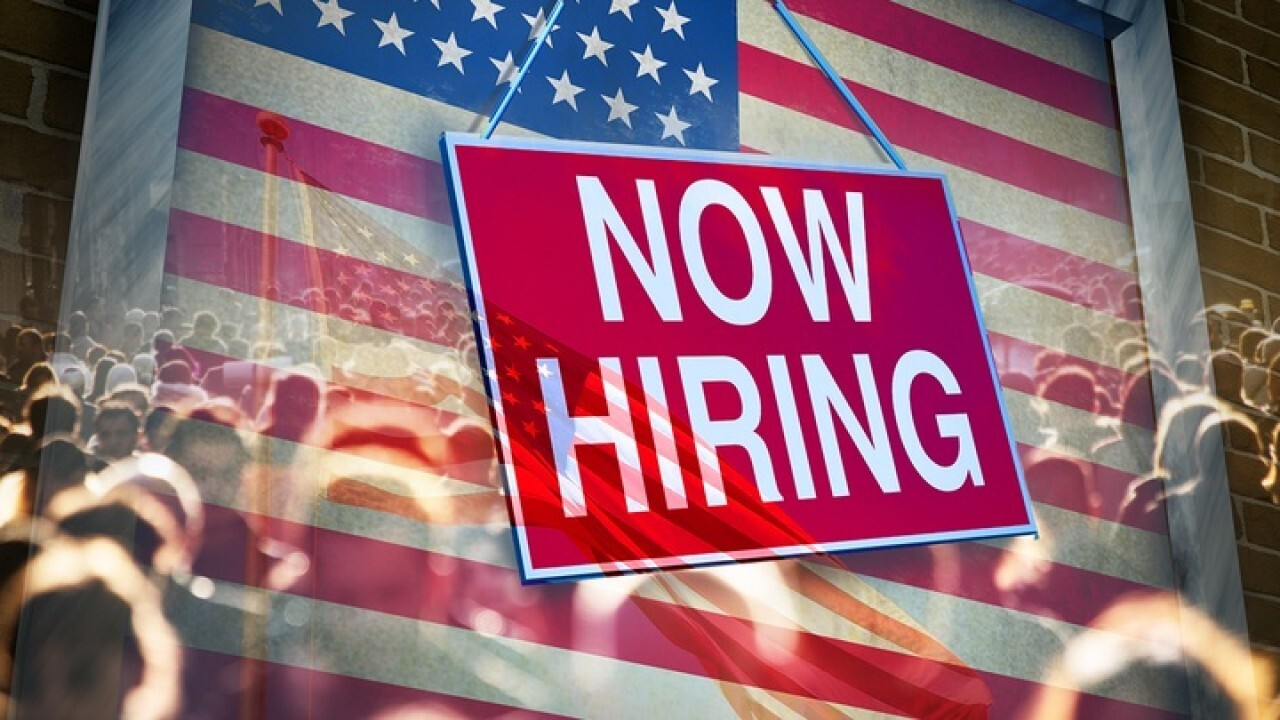 Businesses struggle to fill jobs after stimulus