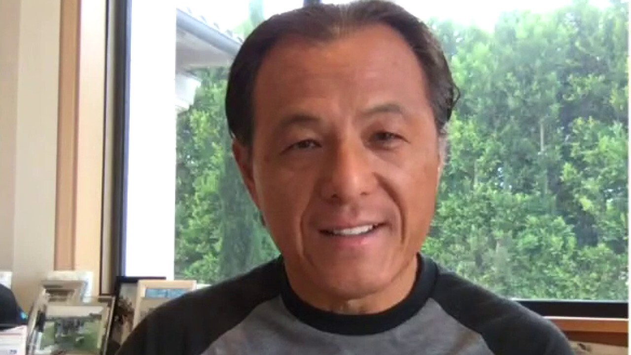LoanDepot Inc. founder and CEO Anthony Hsieh weighs in on data showing existing home sales rose unexpectedly in July.