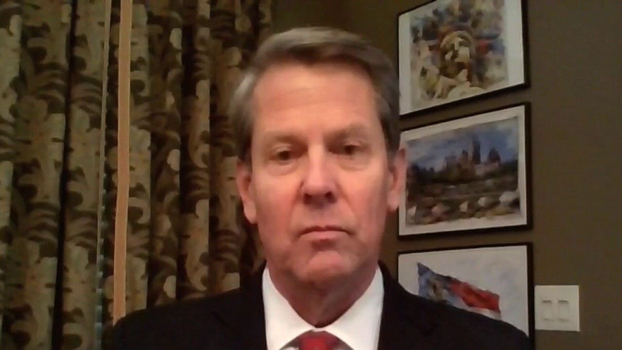Brian Kemp: Georgia bill makes it 'easy to vote and hard to cheat'