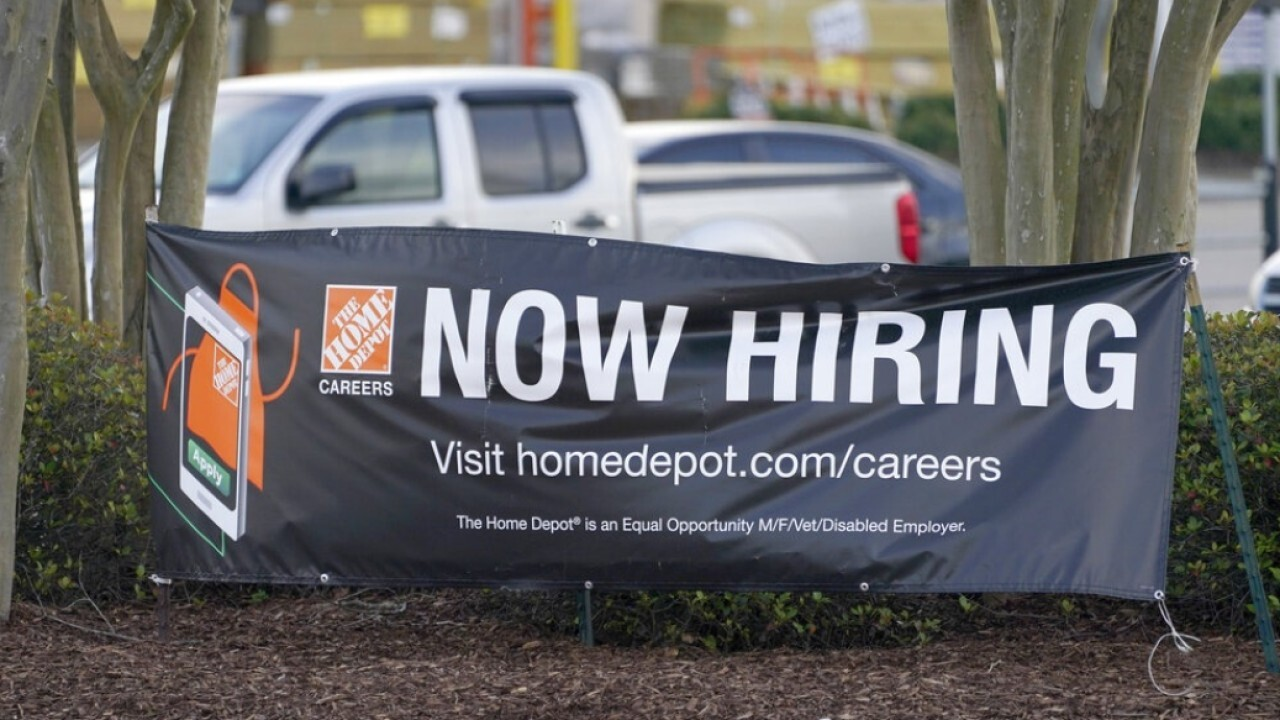 US unemployment rate dropped to 6% in March: Labor Dept.