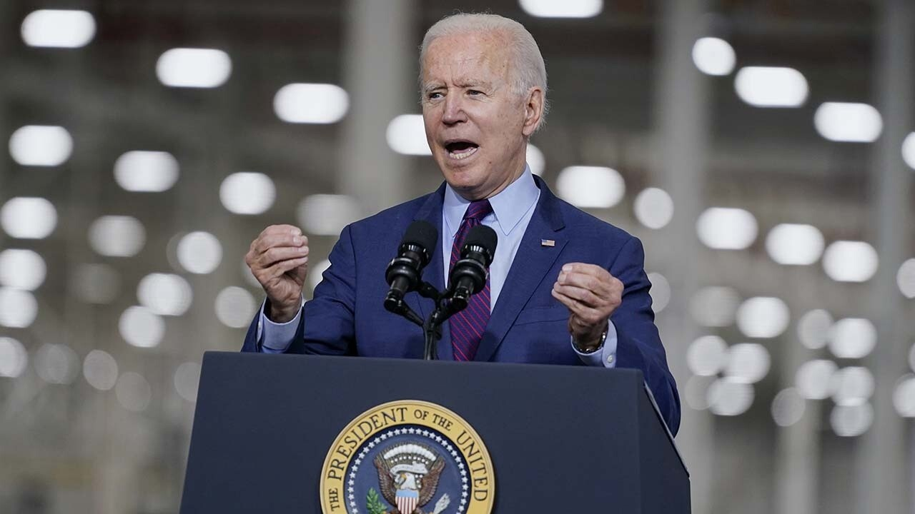Monica Crowley on Biden executive order targeting American economy, Big Tech