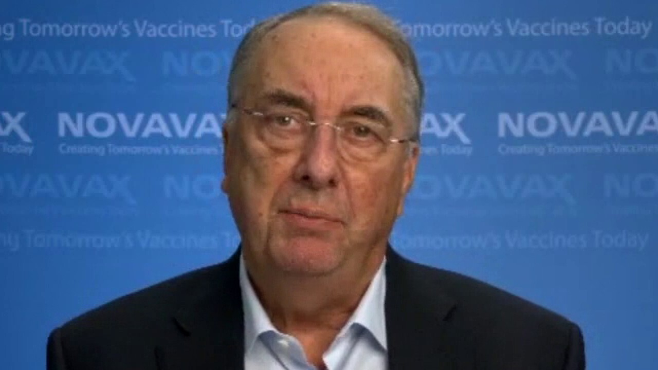 Novavax CEO says COVID-19 vaccine will roll out 'very quickly'