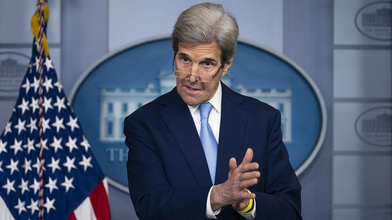 Gordon Chang: 'No justification' for John Kerry prioritizing climate over Uyghur abuses