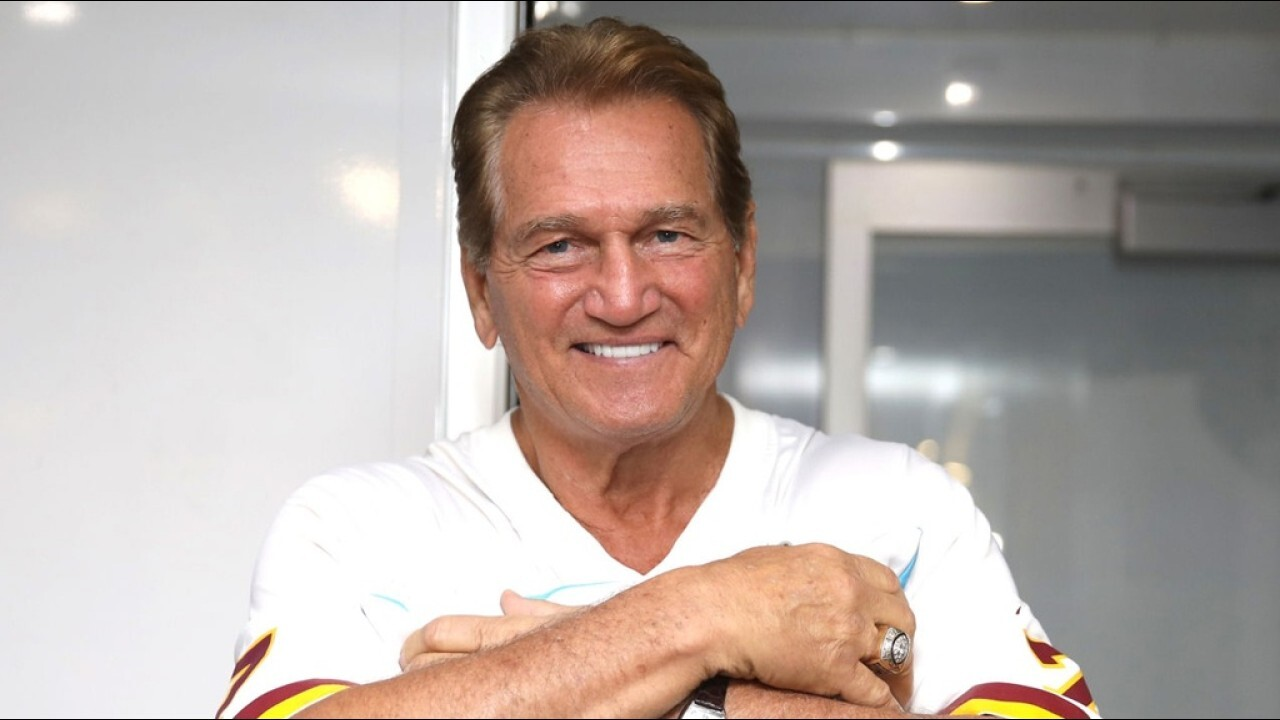 Joe Theismann on NCAA: Paying college athletes is a very 'slippery slope'