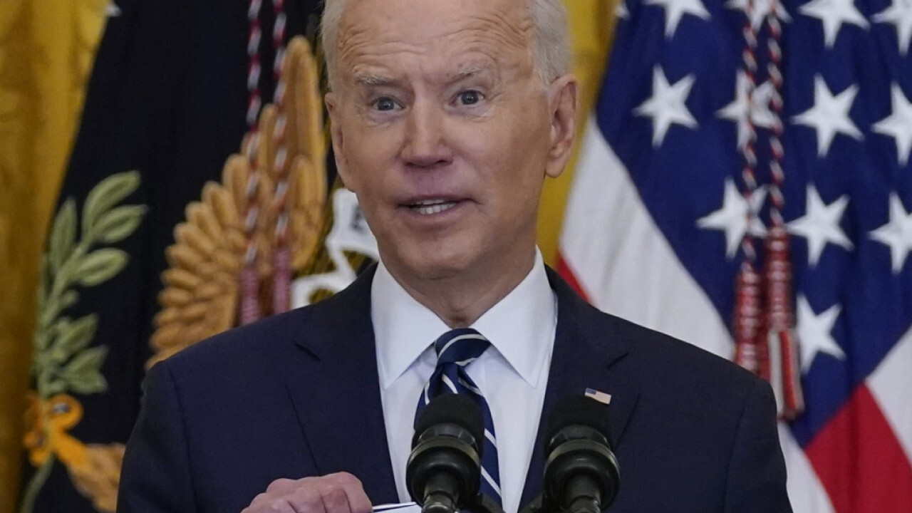 Biden admin creating 'short-term economic moment': Former Carlyle Group CEO
