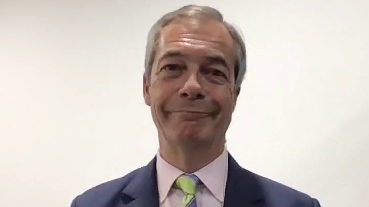 Nigel Farage on morale in UK after government ditches vaccine passports, face masks