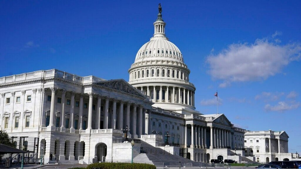 Former Congressional Budget Office Director Doug Holtz-Eakin discusses ongoing infrastructure negotiations on Capitol Hill.