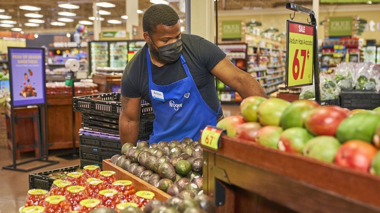 Kroger spending $350 million to get employees back to work