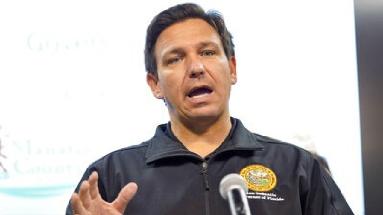 DeSantis says Floridians receiving unemployment must start looking for a job again