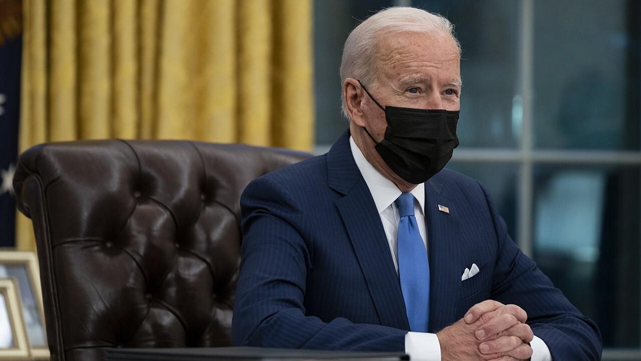 Biden won't do anything to stop China's Communist Party: Sen. Scott