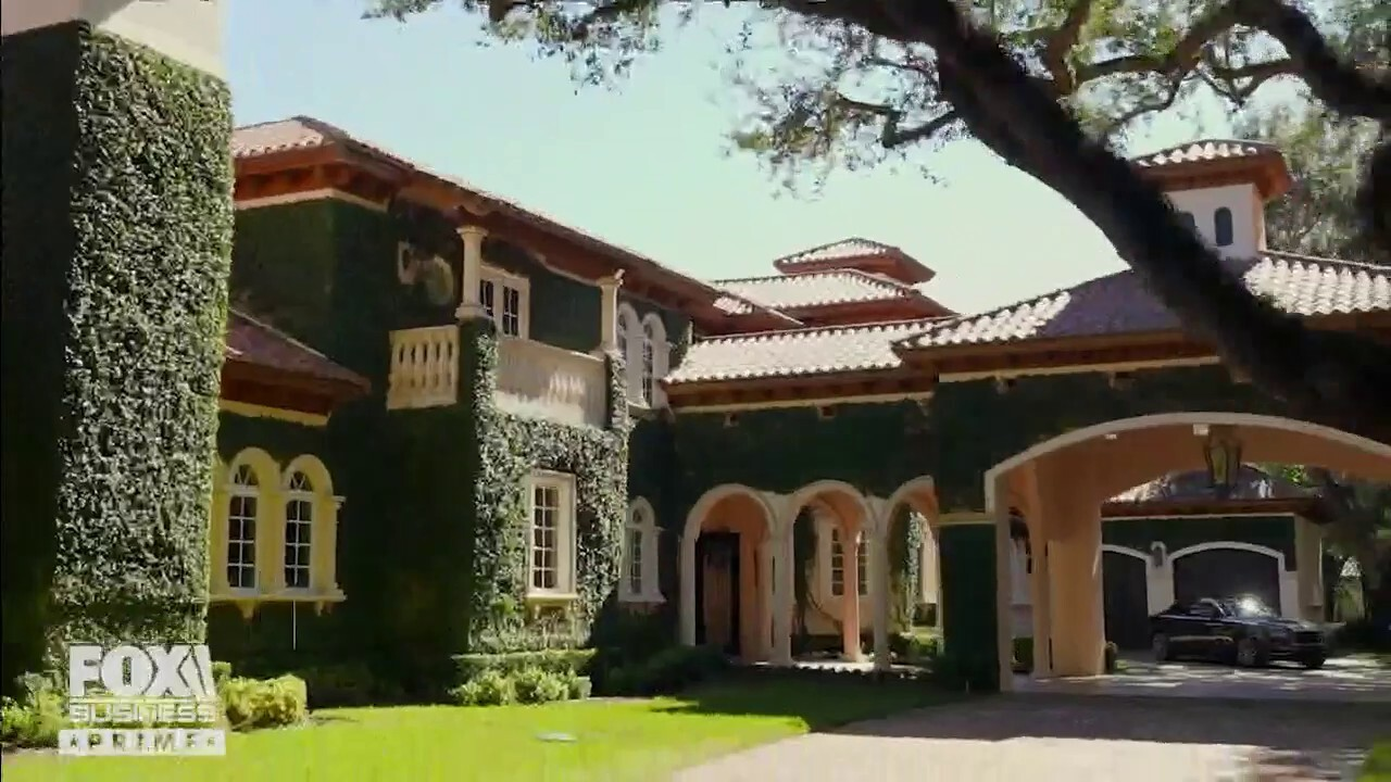 Explore the massive layout and luxury amenities of the Florida home on 'Mansion Global.'