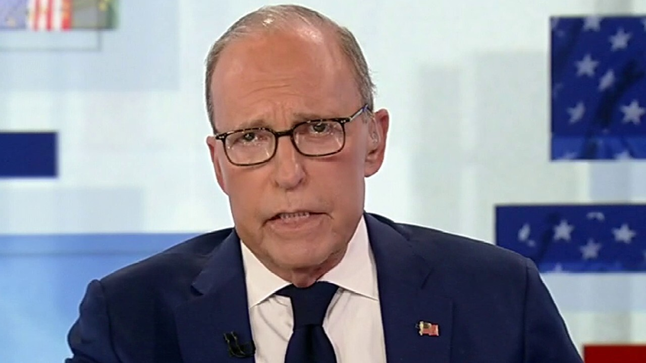 'Kudlow' host reacts to terror in the streets as Taliban tightens grip on Afghanistan