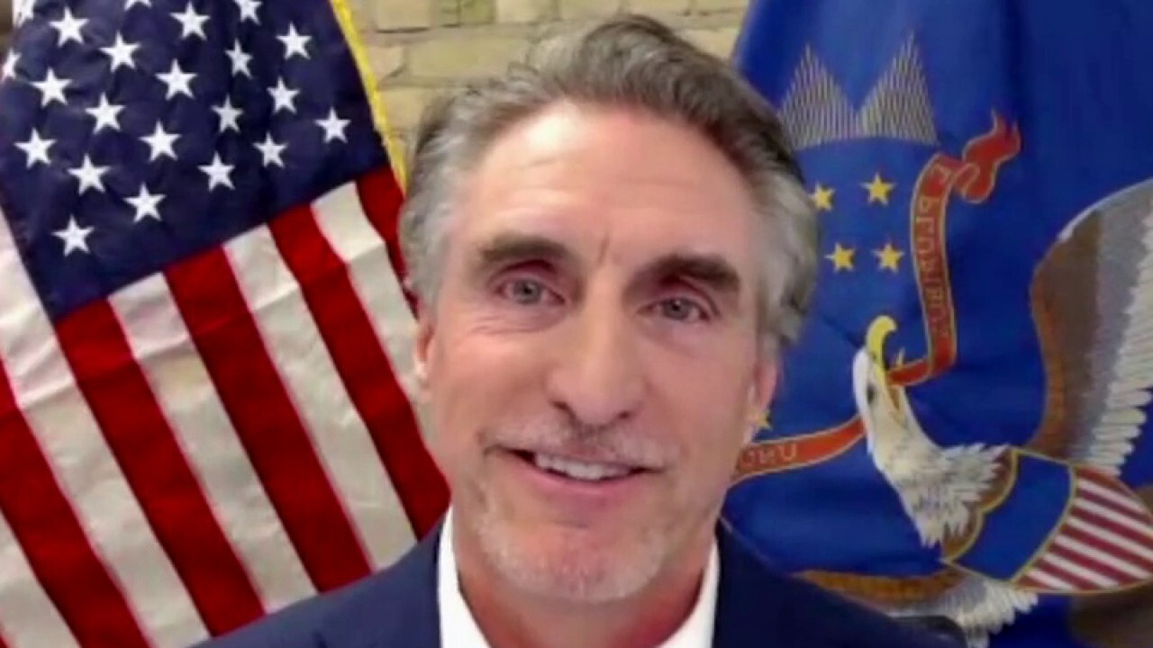 North Dakota Gov. Doug Burgum on welcoming its first JPMorgan Chase bank branch and what's fueling the state's economy.