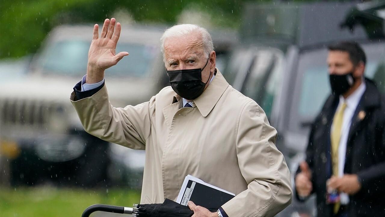 Biden spending plans mean US heading toward inflation: Mulvaney