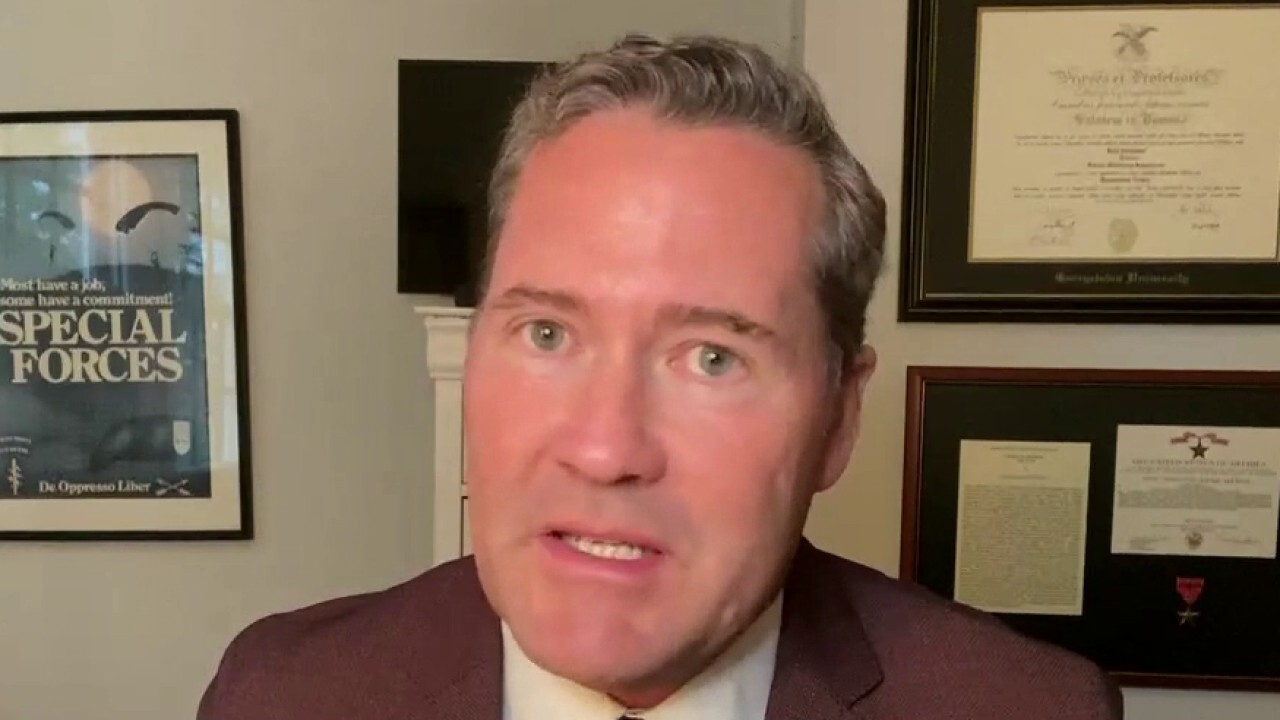 Rep. Waltz on COVID origin: American people, world deserve to know what happened
