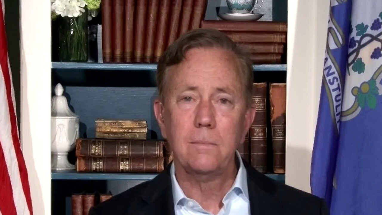 Connecticut governor: We are first state to vaccinate 50% of adults