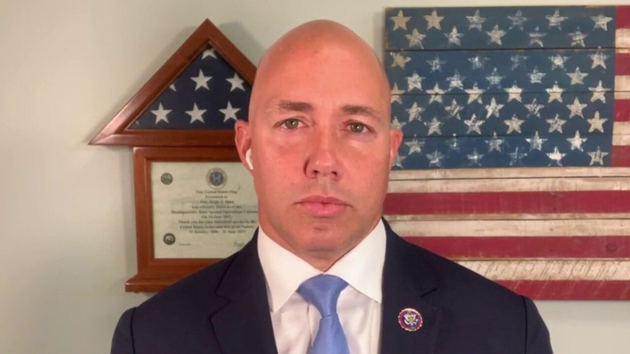 Rep. Brian Mast, R-Fla., discusses media coverage of Afghanistan and the U.S. withdrawal from the country.