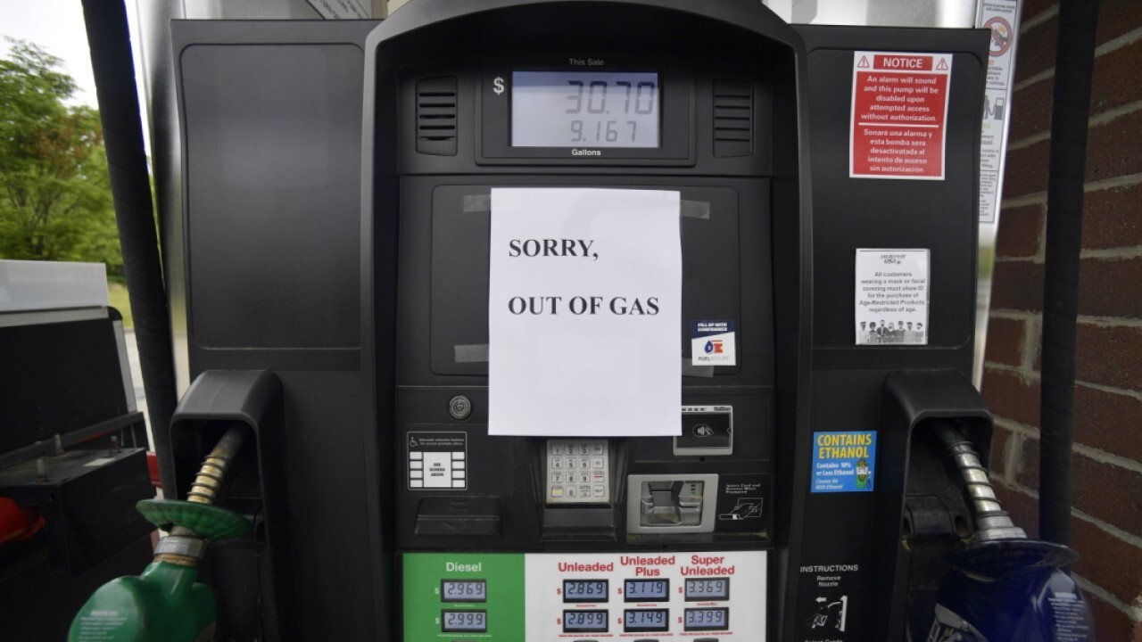 Gas prices heading to highest level since 2014