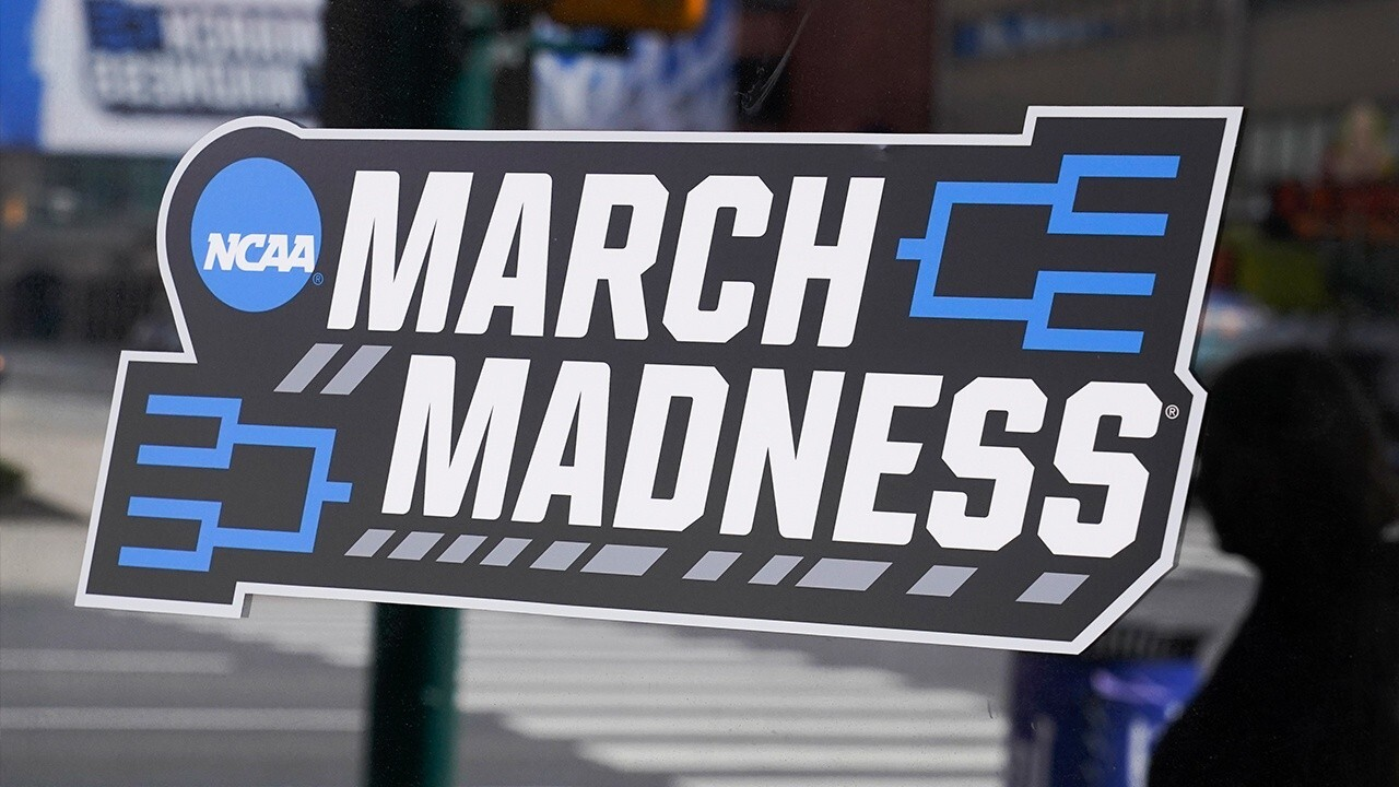 2021 NCAA March Madness is expected to be the most wagered on sporting event of all time. FOX Business' Grady Trimble with more.