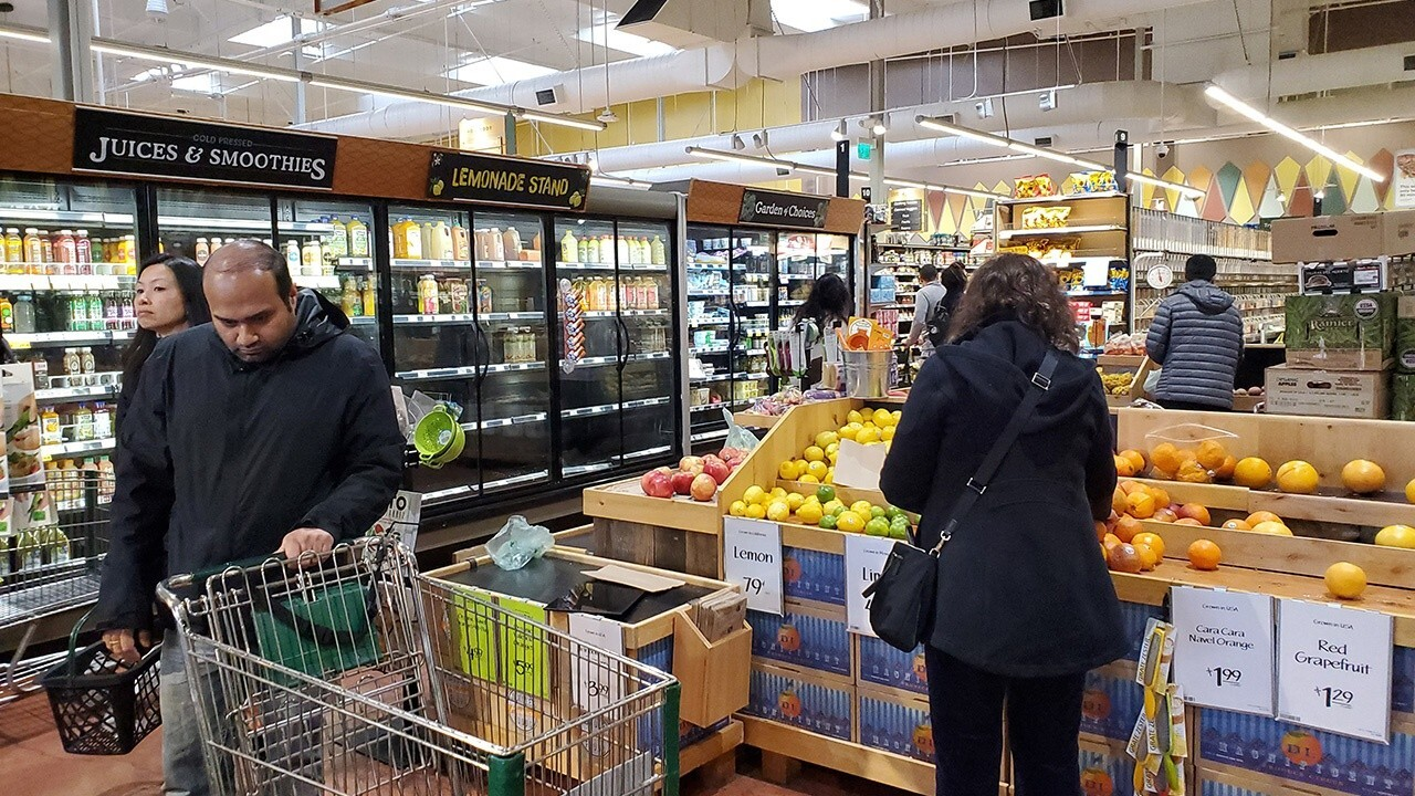 Price of everyday groceries on the rise