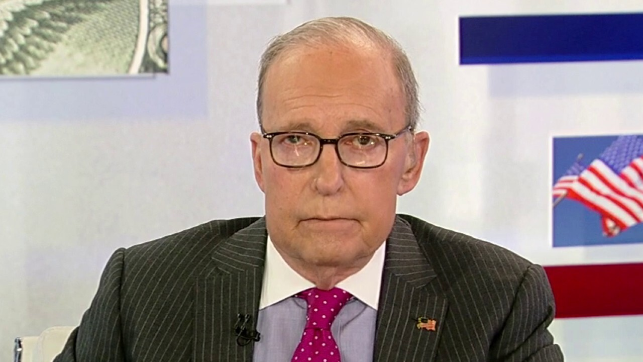 'Kudlow' host says Russia should not get a 'free pass' for pipeline hack and influence on the unrest between Hamas and Israel