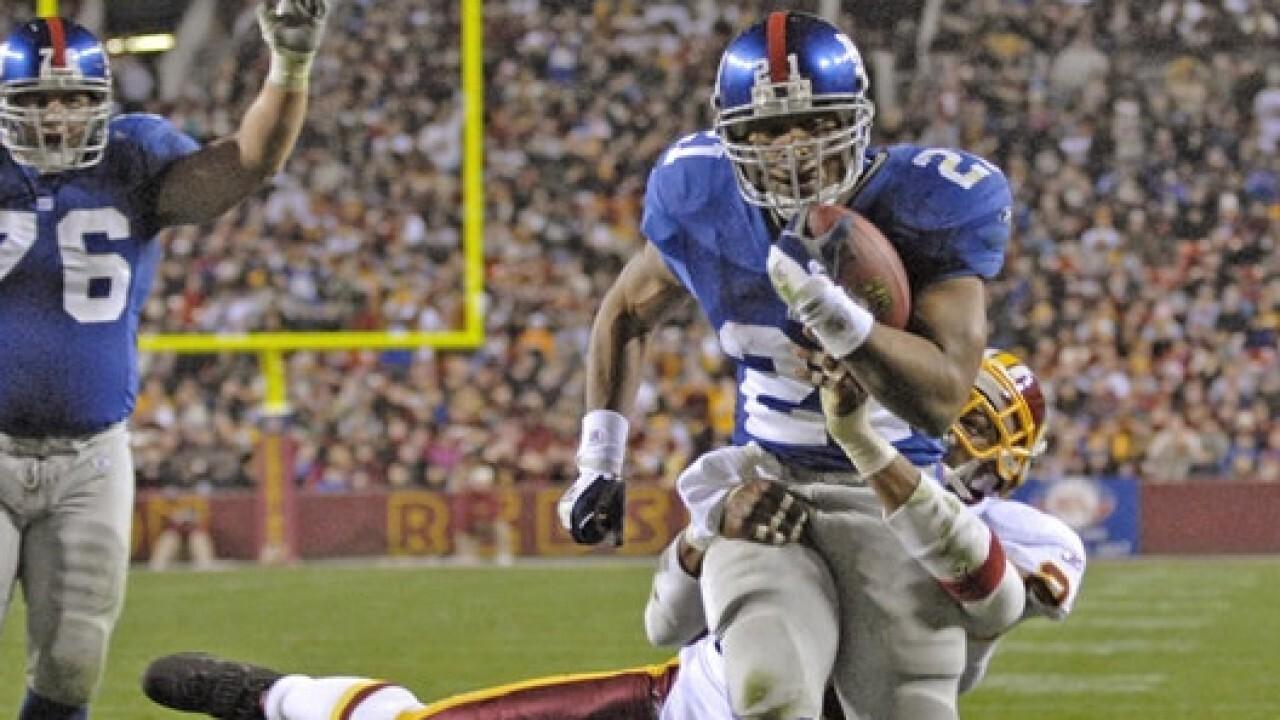 Tiki Barber on NY Giants making NFL history with Grayscale crypto partnership