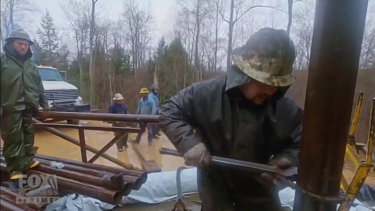 How America Works: Pennsylvania oil