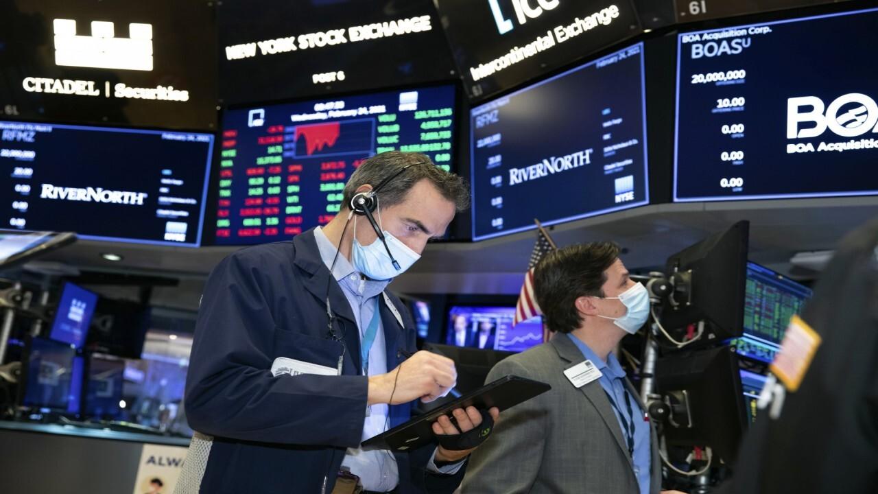 Gary Kaltbaum predicts Dow to hit 40k in next nine months