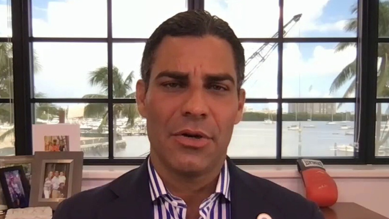 Miami mayor finds it 'worrisome' that the state is fining businesses over vaccine mandates