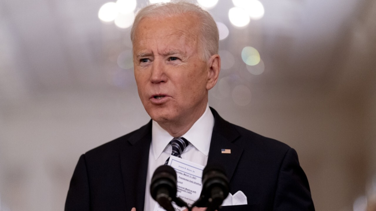 Rep. Kevin Brady, R-Texas, on President Biden expected to unveil a $1.8T spending plan and tax hikes.