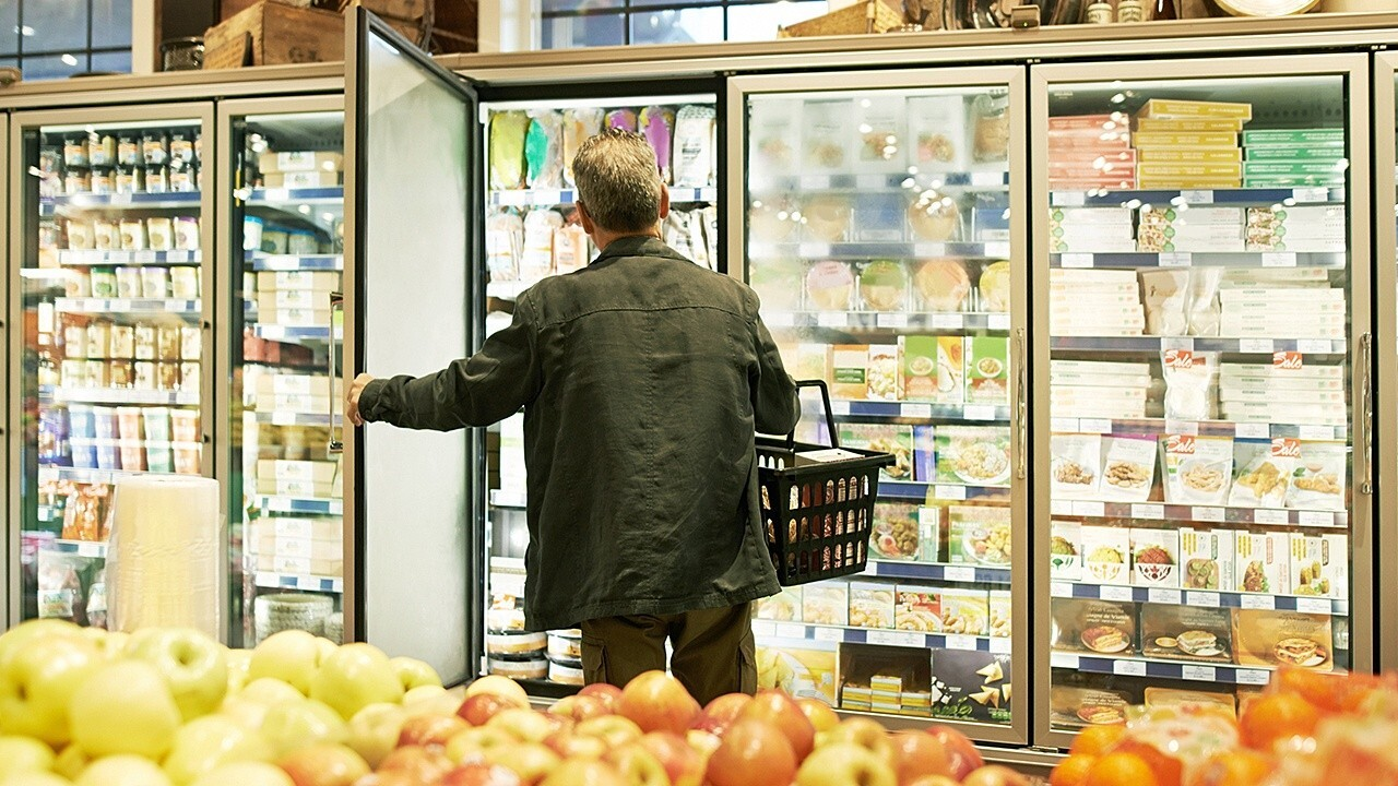 Inflation causes grocery store prices to pop