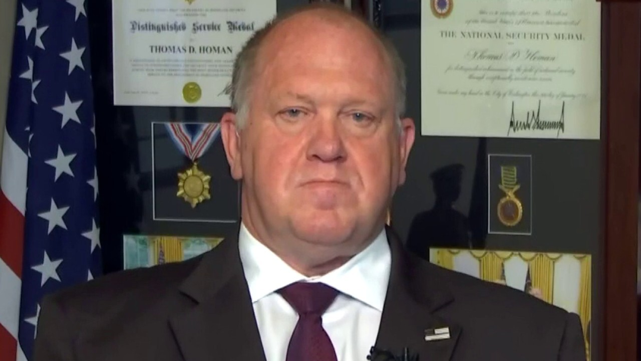 Former Acting ICE Director Tom Homan discusses immigration under DHS Secretary Alejandro Mayorkas' leadership, migrants camping under a bridge in Texas and the Biden administration's handling of the border crisis.