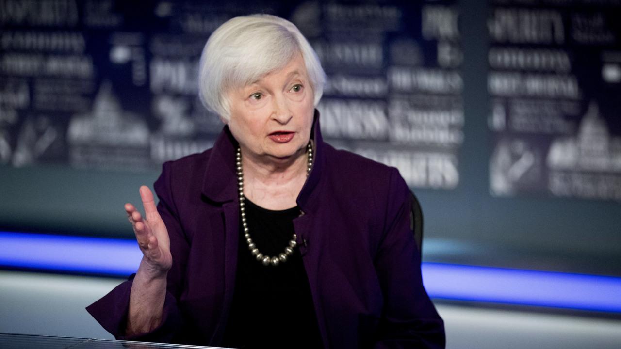 Senate considers Janet Yellen nomination