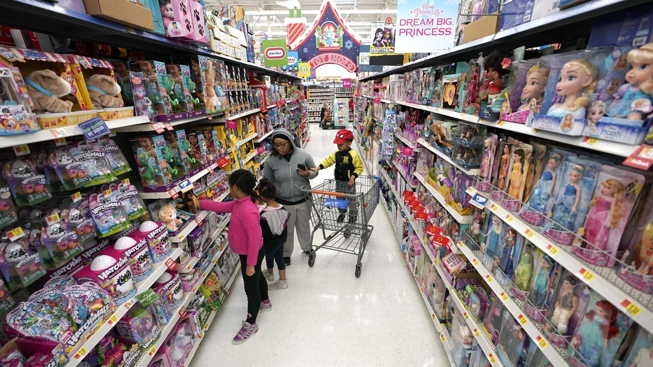 Toy shelves could be empty by Black Friday: Expert