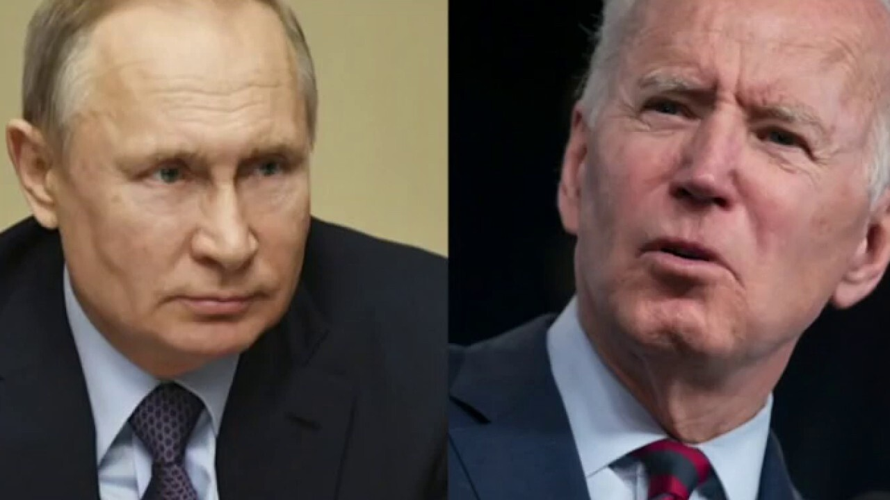 President Biden and Russian President Putin are not expected to hold a joint press conference after their first meeting. Fox News senior strategic analyst Gen. Jack Keane with more.