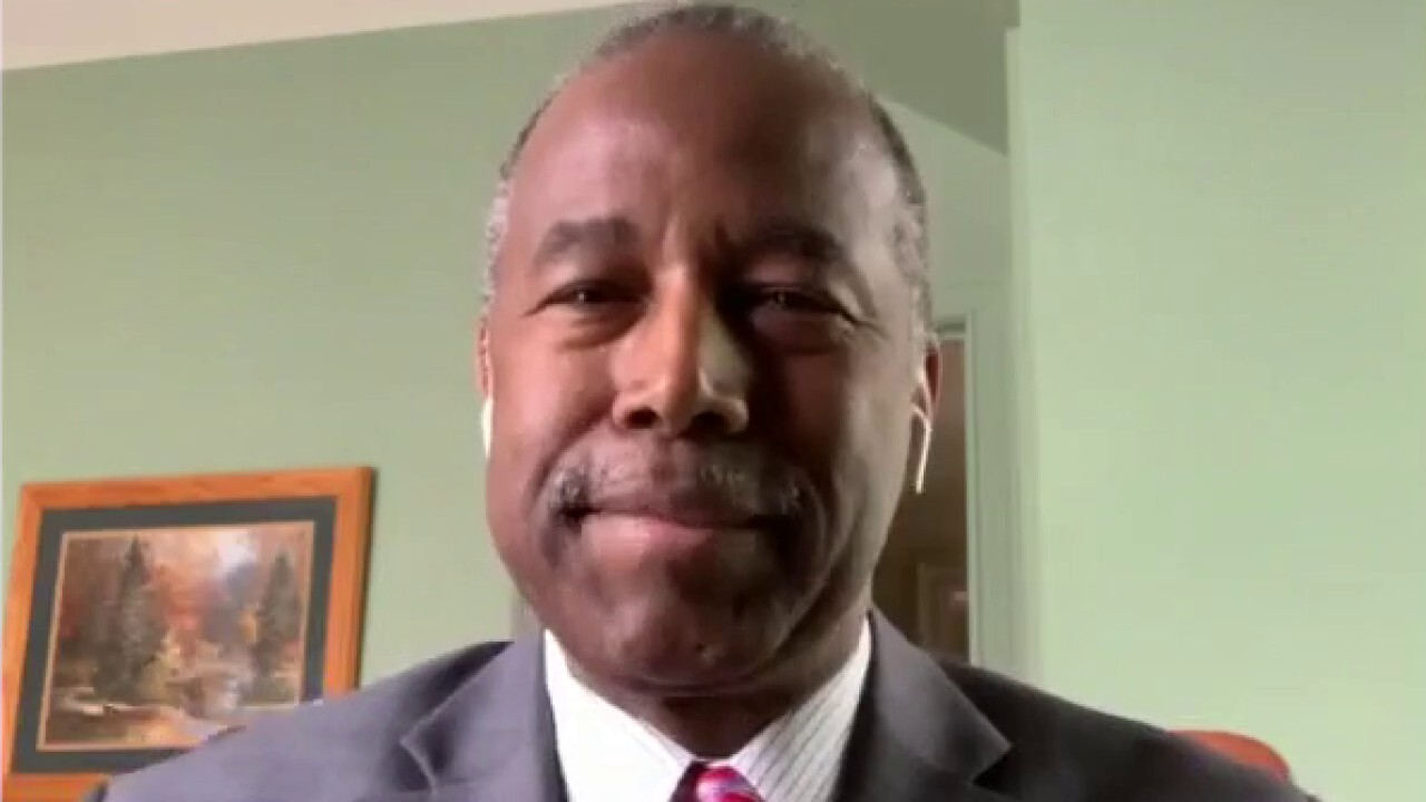 Ben Carson: Education was the key to me escaping poverty