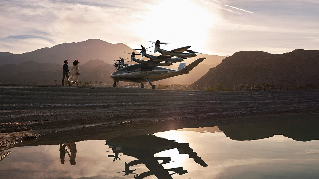 Evolution VC Partner Founder Gregg Smith on Archer Aviation's flying taxi, adding the debut will be 'history in the making.'