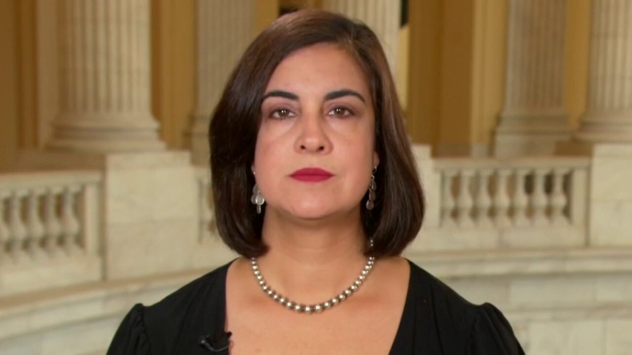 Rep. Nicole Malliotakis, R-N.Y., discusses Sen. Chuck Schumer pushing for a vote on infrastructure and the Cuban government, arguing she's 'disappointed' in President Biden for his lack of action on Cuba.