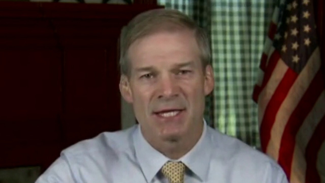 Biden's handling of crises 'a mess': Rep. Jordan