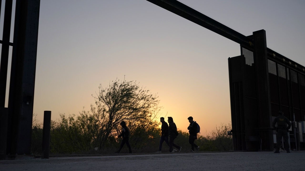 Ron Vitiello, former U.S. Border Patrol chief and deputy commissioner, discusses the Biden administration's impact on the crisis at the border.